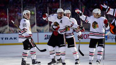 NHL Blackhawks Desktop Wallpaper 52465