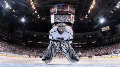 NHL LA Kings Widescreen Wallpaper 52464