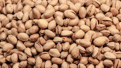 Pistachio Nuts Widescreen Wallpaper 52120