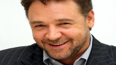 Russell Crowe Smile Wallpaper 52383