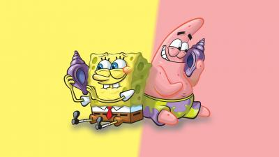 Spongebob and Patrick Desktop Wallpaper 58838