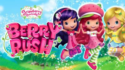 Strawberry Shortcake Desktop Wallpaper 54408