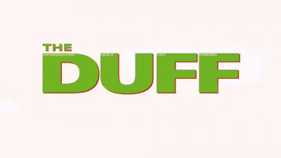 The Duff Movie Logo Wallpaper 58401