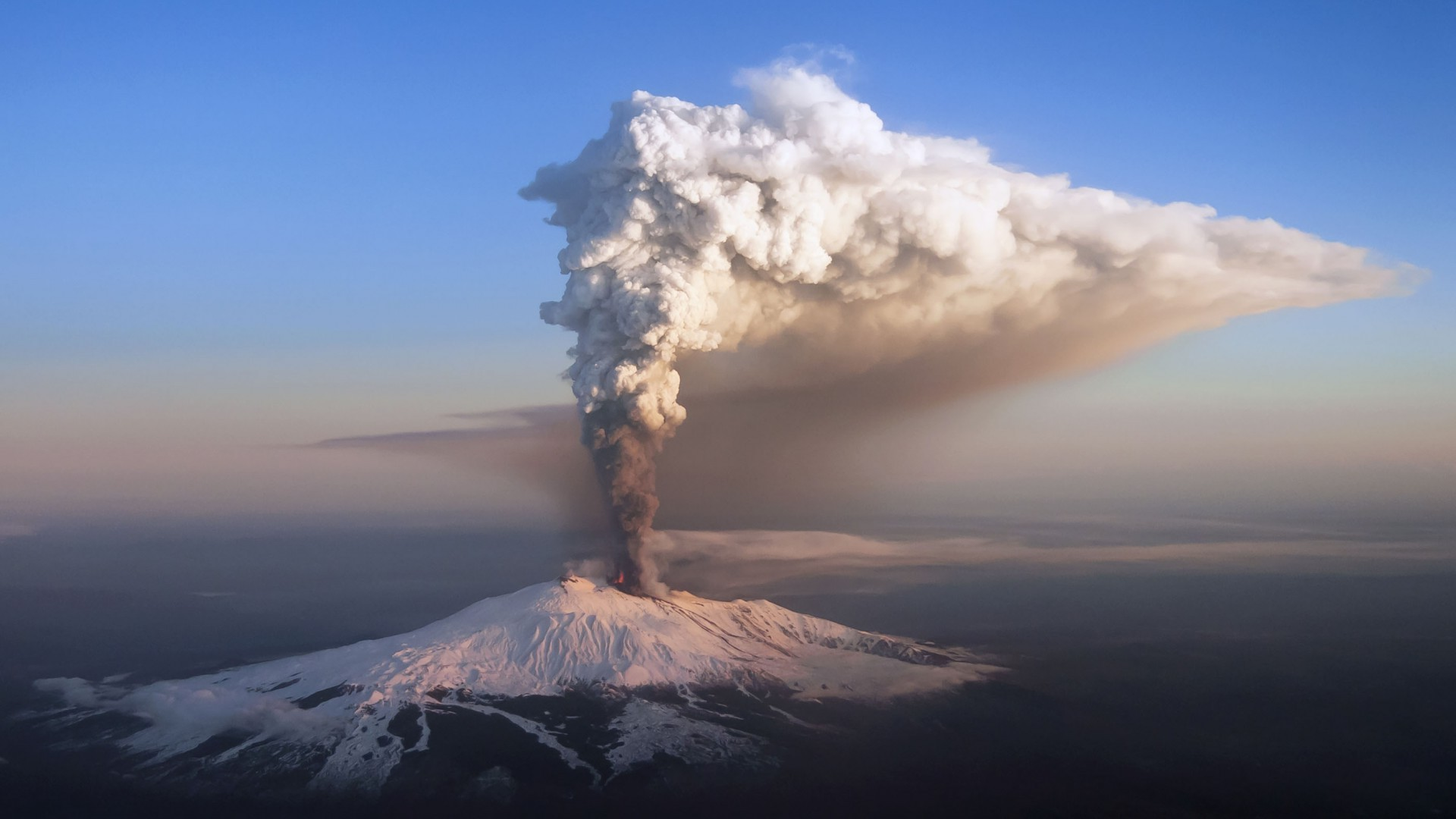 volcano smoke desktop wallpaper 51149