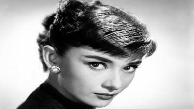 Audrey Hepburn Face Wallpaper 53987