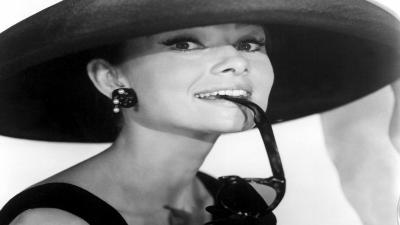 Audrey Hepburn Hat Computer Wallpaper 53988