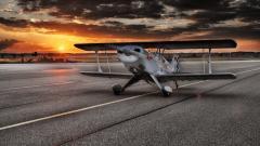 Small Airport Aircraft Wallpaper 50127