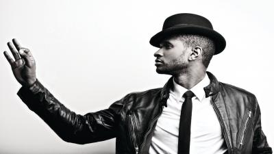 Usher Hat Wallpaper Background 54007