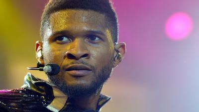 Usher Performing Wallpaper Background HD 54008