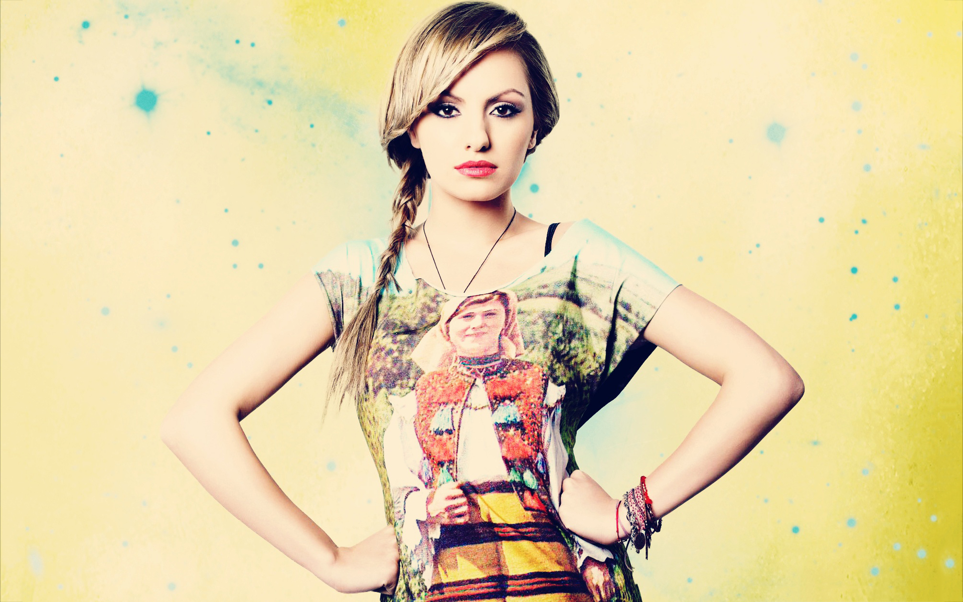 alexandra stan singer wallpaper 52158