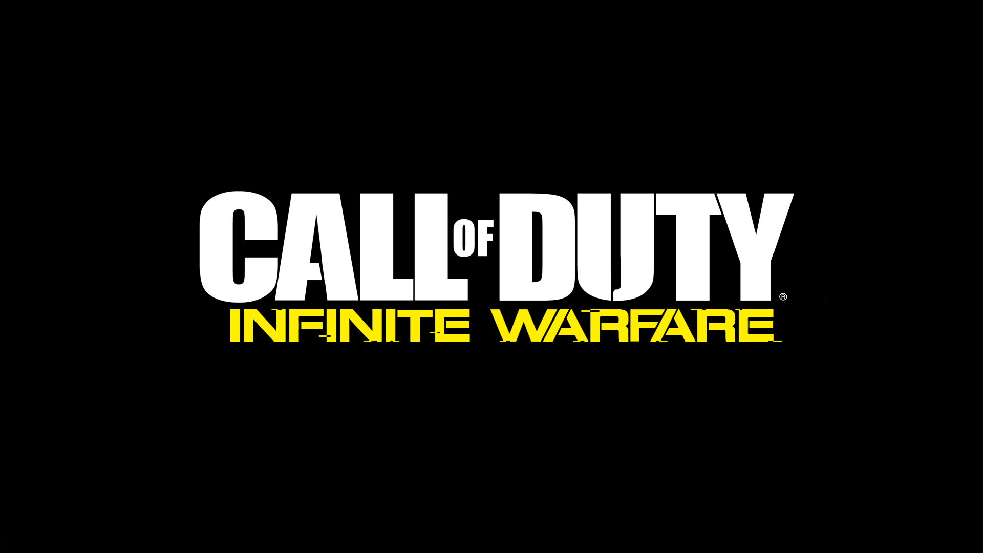 Call Of Duty Infinite Warfare Logo Wallpaper 58065 ...