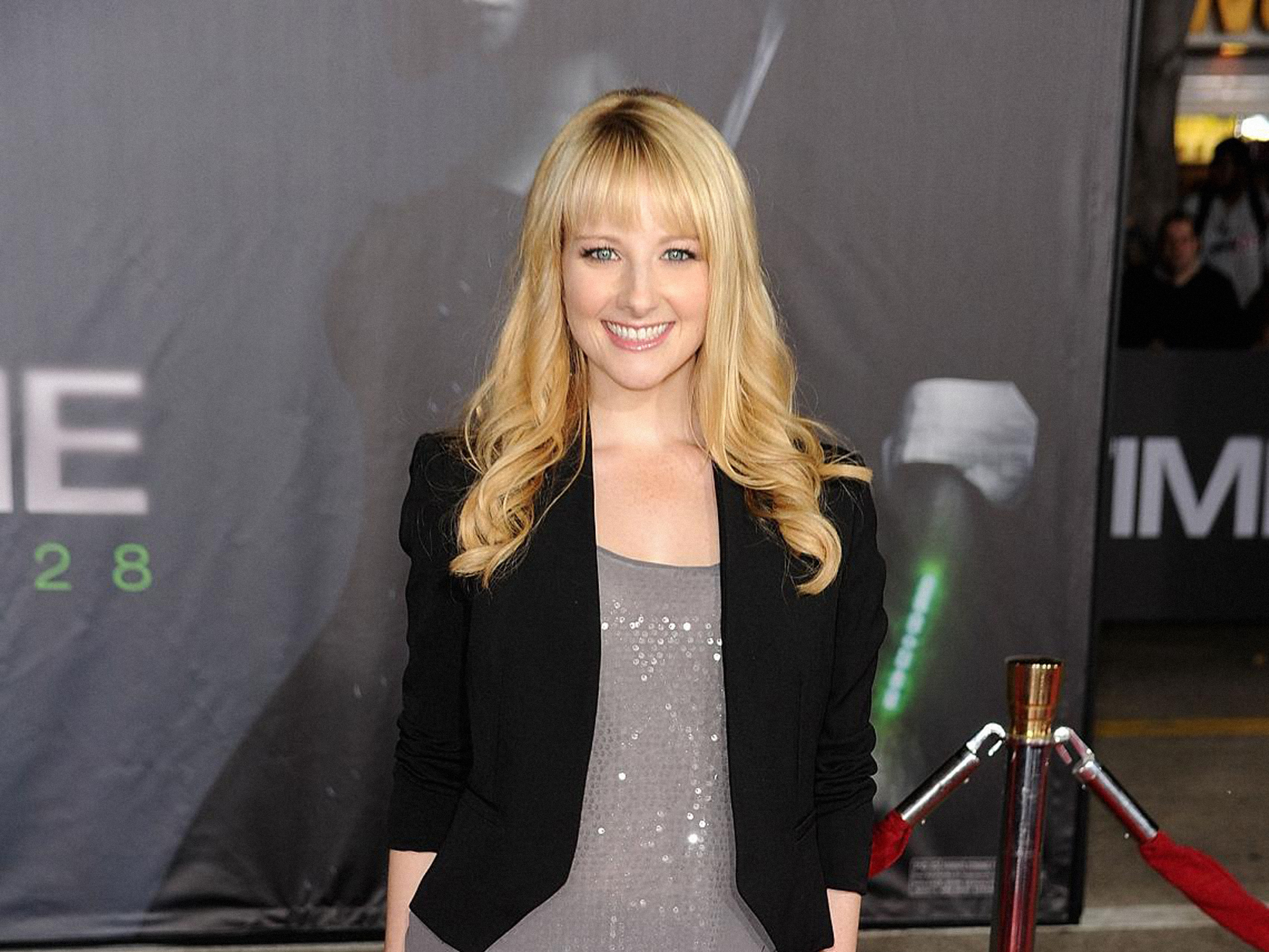 melissa rauch celebrity wide wallpaper 56653