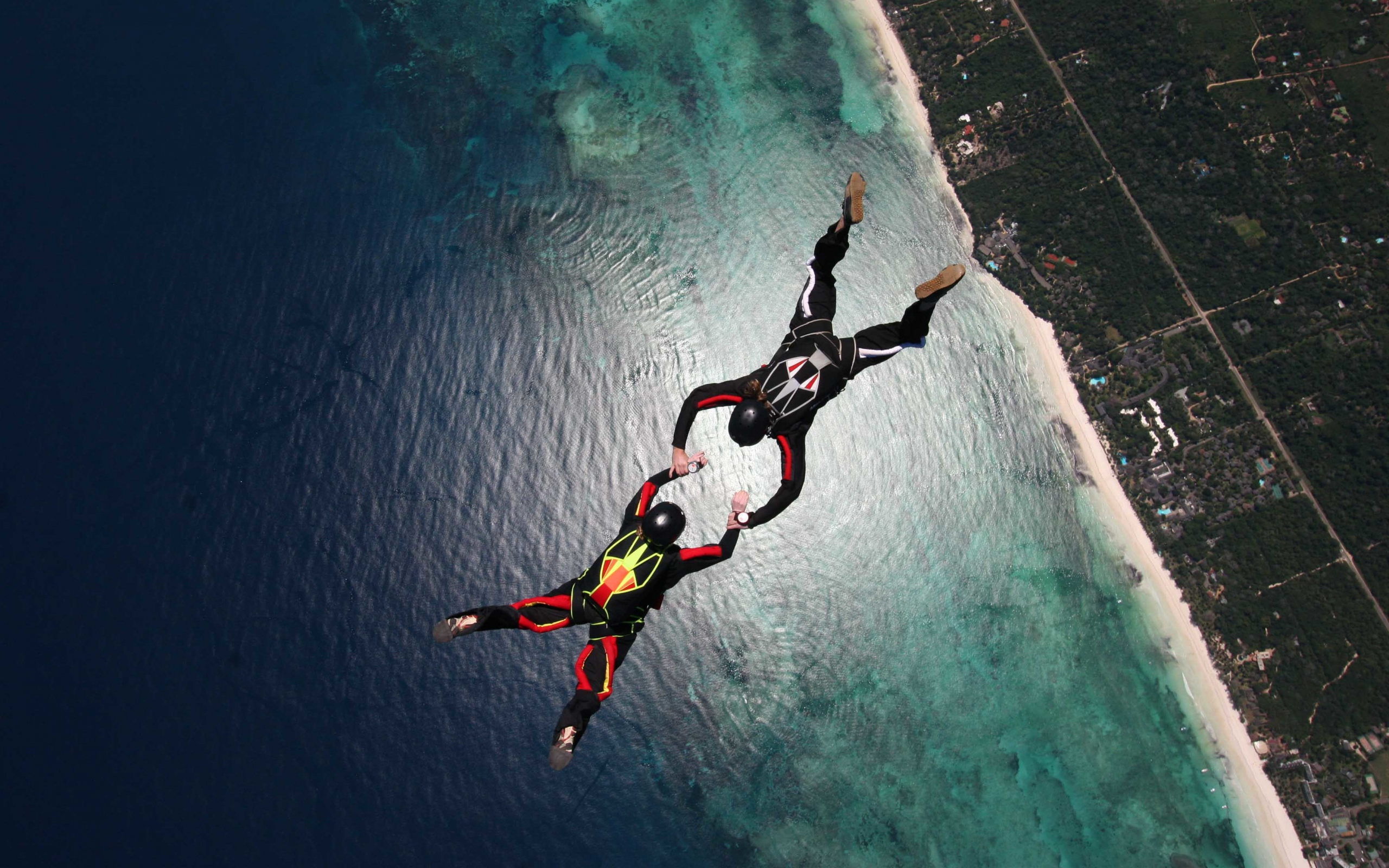skydiving wallpaper background hd 53415