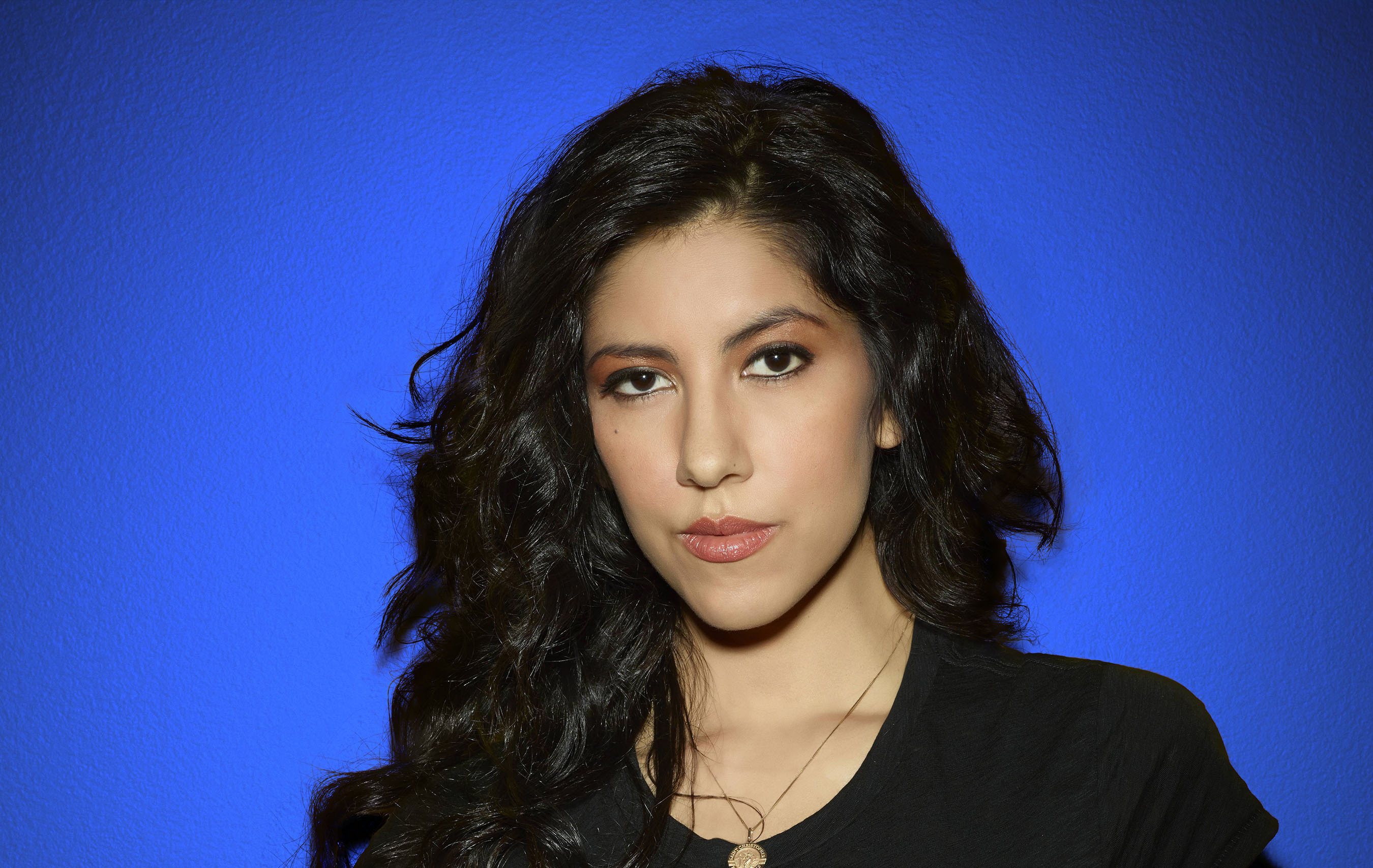 stephanie beatriz hd wallpaper background 56647