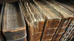 Antique Books Wallpaper 49797