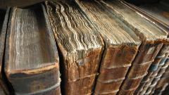 Antique Books Wallpaper 49797