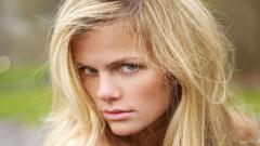 Brooklyn Decker Face Wallpaper 50776