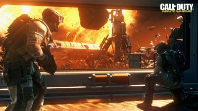 Call Of Duty Infinite Warfare Wide Wallpaper 58053