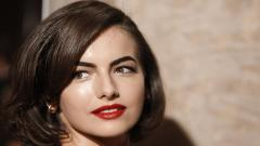 Camilla Belle Face Desktop Wallpaper 51389