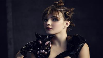 Camren Bicondova Widescreen HD Wallpaper 58545