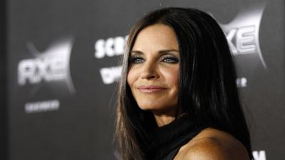 Courteney Cox Celebrity Wide Wallpaper 54461