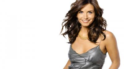 Courteney Cox Smile Wallpaper 54460