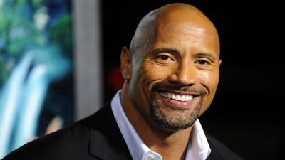 Dwayne Johnson Smile HD Wallpaper 52969