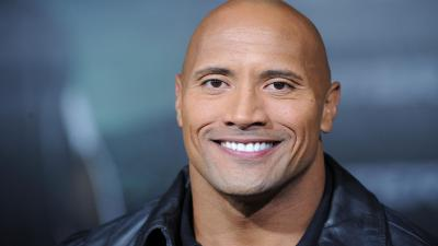 Dwayne Johnson Smile Wallpaper Background 52965
