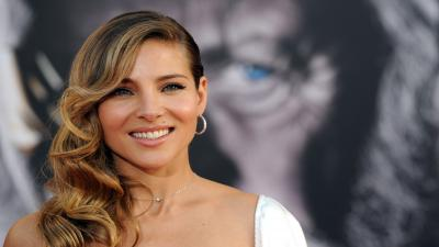 Elsa Pataky Smile Widescreen HD Wallpaper 52978