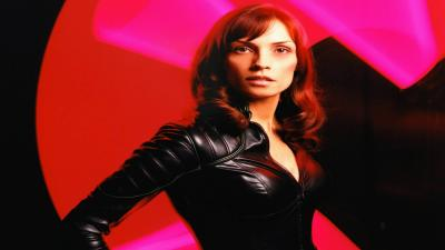 Hot Famke Janssen Actress Wallpaper 56968