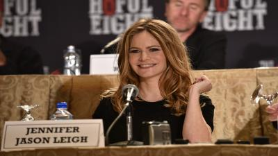 Jennifer Jason Leigh Celebrity Widescreen Wallpaper 58475