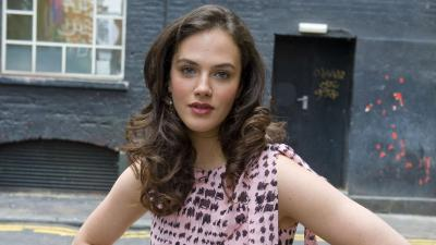 Jessica Brown Findlay Desktop Wallpaper 57979