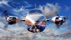 Jet Propeller Wide Wallpaper 51464