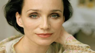 Kristin Scott Thomas Face Wallpaper 58221
