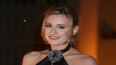Laura Carmichael Smile Wallpaper 57985