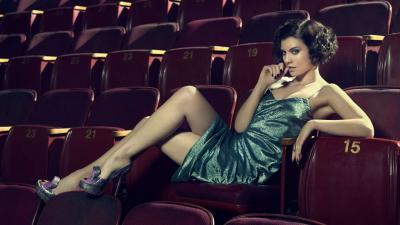 Lauren Cohan Actress Wallpaper 53465