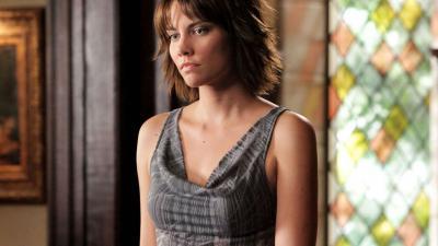 Lauren Cohan Actress Wallpaper 53470