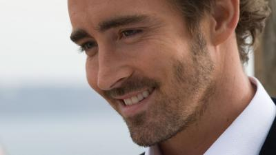 Lee Pace Smile Wallpaper 58084