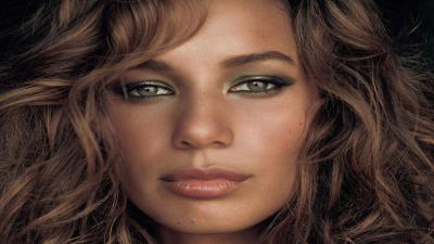 Leona Lewis Face Up Close Wallpaper 56942