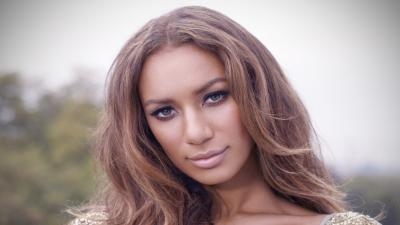 Leona Lewis Makeup HD Wallpaper 56935