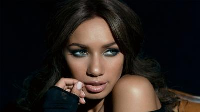 Leona Lewis Makeup HD Wallpaper 56943