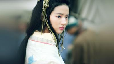 Liu Yifei Wide Wallpaper 53446