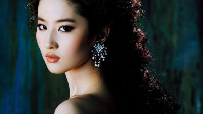Liu Yifei Widescreen Wallpaper 53443
