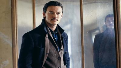 Luke Evans Actor HD Wallpaper 57950