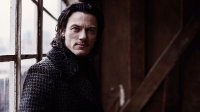 Luke Evans Computer Wallpaper 57951