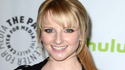 Melissa Rauch Face Wallpaper 56652