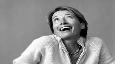 Monochrome Emma Thompson Wallpaper 58210