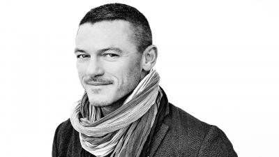 Monochrome Luke Evans Wallpaper 57946