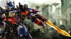 Optimus Prime Wide Wallpaper 51450