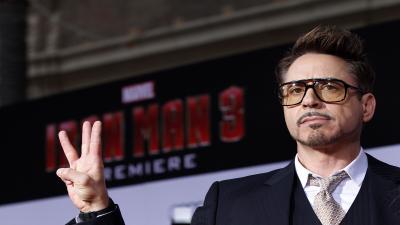 Robert Downey Jr Celebrity Widescreen Wallpaper 54893